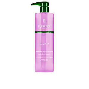 Shampoo for shiny hair LUMICIA illuminating shine shampoo Rene Furterer