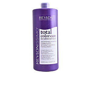 Shampooing couleur TOTAL COLOR CARE antifading shampoing Revlon
