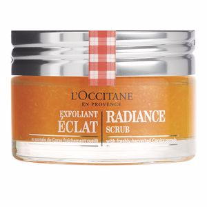 Flash effect EXFOLIANCE éclat L'Occitane