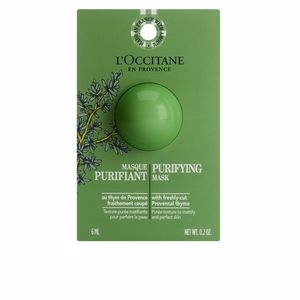 Mascara facial MASQUE purifiant L'Occitane