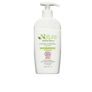 Body moisturiser NATURA MADRE TIERRA ECOCERT loción corporal Instituto Español