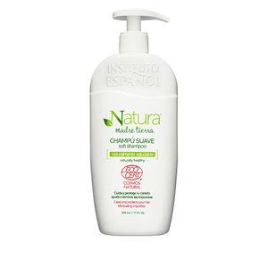 Moisturizing shampoo NATURA MADRE TIERRA ECOCERT champú suave Instituto Español