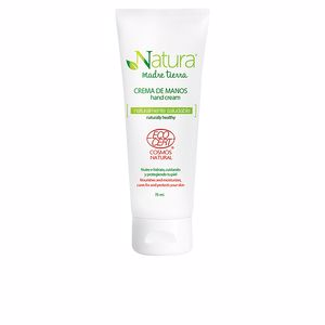 Hand cream & treatments NATURA MADRE TIERRA ECOCERT crema manos Instituto Español