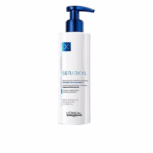Volumizing shampoo SERIOXYL hypoalergenic shampoo colored hair L'Oréal Professionnel