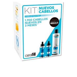 Hair products CERAFILLRETALIATE NUEVOS CABELLOS SET Redken