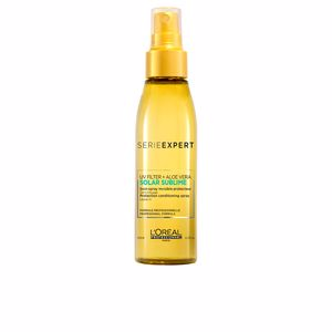 Sun Protection hair treatment SOLAR SUBLIME soin-spray invisible protecteur L'Oréal Professionnel
