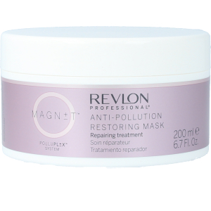 Mascarilla para el pelo MAGNET anti-pollution restoring mask Revlon