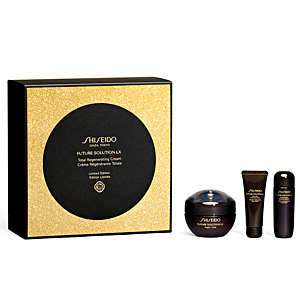 Set cosmétique pour le visage FUTURE SOLUTION LX NIGHT Shiseido