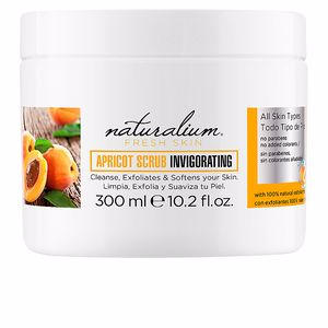 Exfoliant facial APRICOT scrub invigorating Naturalium