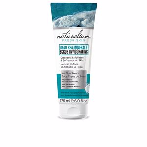 Exfoliant facial DEAD SEA MINERALS scrub invigorating Naturalium