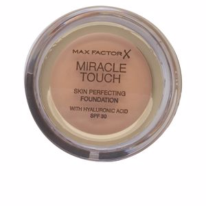 Foundation makeup MIRACLE TOUCH liquid illusion foundation Max Factor