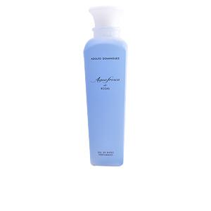 Shower gel AGUA FRESCA DE ROSAS gel suave perfumado Adolfo Dominguez