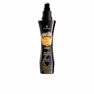 Heat protectant for hair GOT2B GUARDIAN ANGEL 220ºC heat protection spray Schwarzkopf