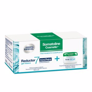 Schlankheitscreme & Behandlungen REDUCTOR ULTRA INTENSIVO 7 noches SET Somatoline