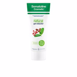 Schlankheitscreme & Behandlungen NATURAL GEL REDUCTOR Somatoline