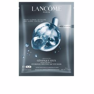 Dark circles, eye bags & under eyes cream ADVANCED GÉNIFIQUE hydrogel melting 360º eye mask Lancôme
