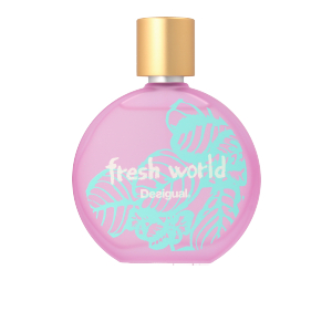 Desigual FRESH WORLD  parfum
