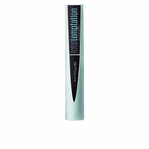 Máscara de pestañas TOTAL TEMPTATION waterproof mascara Maybelline