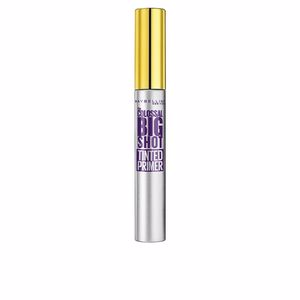 COLOSSAL BIG SHOT tinted fiber primer mascara #black