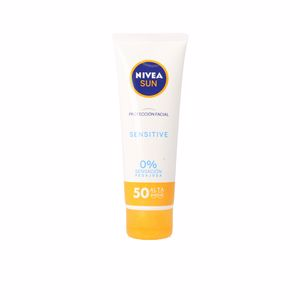 Gezicht SUN FACIAL sensitive SPF50 Nivea