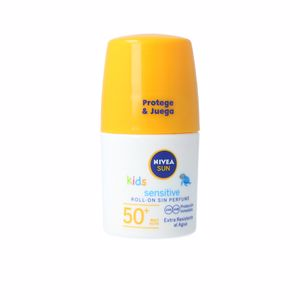 Gesichtsschutz SUN NIÑOS PROTECT&SENSITIVE roll-on SPF50+ Nivea