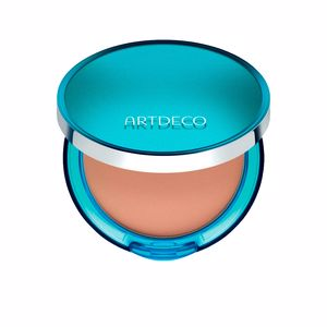 Gesichtsschutz SUN PROTECTION powder foundation wet&dry SPF50 Artdeco