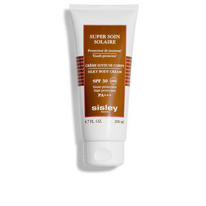 Corps SUPER SOIN SOLAIRE crème soyeuse corps SPF30
