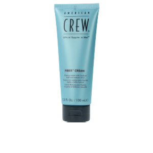 Hair styling product FIBER CREAM fibrous cream medium hold natural shine American Crew