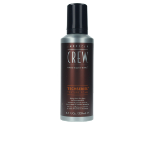 Hair styling product TECHSERIES texture foam American Crew