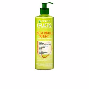 Hair styling product FRUCTIS LISO & BRILLO 10 EN 1 crema sin aclarado Garnier