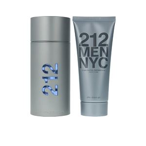 Carolina Herrera 212 NYC MEN SET SET perfume