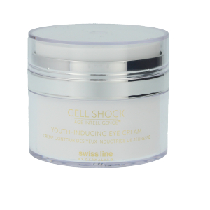 Contorno de ojos CELL SHOCK AGE INTELLIGENCE YOUTH INDUCING eye cream Swiss Line