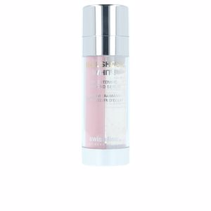 Efecto flash CELL SHOCK WHITE brightening diamond serum Swiss Line