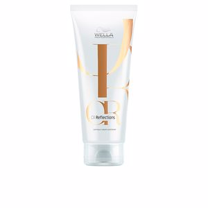 Shiny hair products OR OIL REFLECTIONS luminous instant conditioner Wella