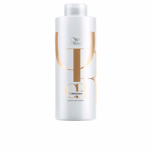Shampoo for shiny hair OR OIL REFLECTIONS luminous reveal shampoo Wella