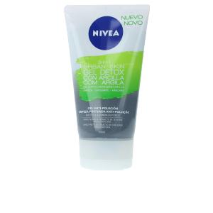 Facial cleanser URBAN SKIN DETOX 3en1 limpieza profunda Nivea