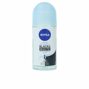 Deodorante INVISIBLE BLACK & WHITE FRESH anti-perspirant roll-on Nivea