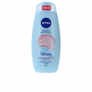 Shower gel ARCILLA HIBISCUS & WHITE SAGE gel ducha Nivea