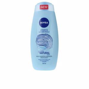 Shower gel ARCILLA BLUE AGAVE & LAVENDER gel ducha Nivea