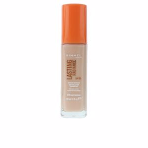 Base maquiagem LASTING RADIANCE foundation SPF25 Rimmel London