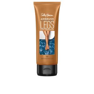 AIRBRUSH LEGS make up lotion #tan