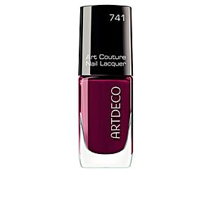 ART COUTURE nail lacquer #741-purple emperor