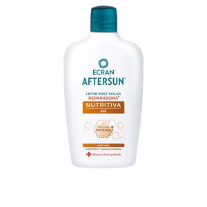 Body ECRAN AFTERSUN leche nutritiva reparadora 48h Ecran