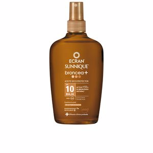 Body ECRAN SUNNIQUE oil spray SPF10 Ecran