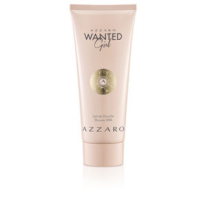 Shower gel WANTED GIRL lait de douche Azzaro