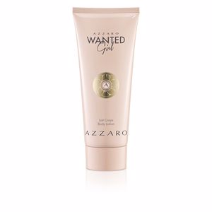 Body moisturiser WANTED GIRL lait corps Azzaro