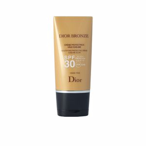 Visage DIOR BRONZE crème protectrice hâle sublime SPF30 Dior