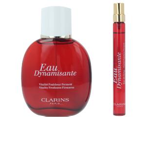 Clarins EAU DYNAMISANTE LOTE perfume