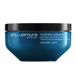 Hair mask MUROTO VOLUME masque Shu Uemura