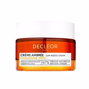 Creme antirughe e antietà AROMESSENCE GREEN MANDARINE crème jour effet peau dorée Decléor